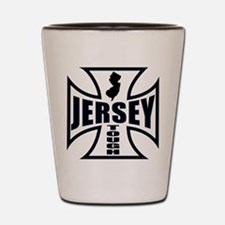 New Jersey Strong Shot Glass