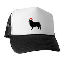 Australian Shepherd Dog Trucker Hat