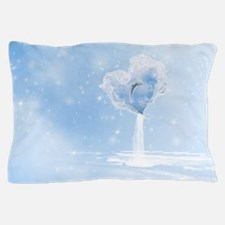 The Heart Of The Ocean Pillow Case