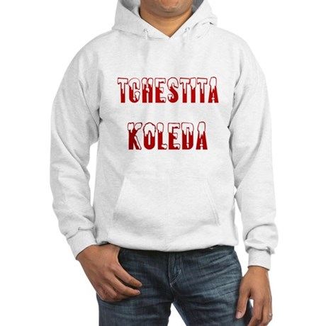 Tchestita Koleda Hooded Sweatshirt