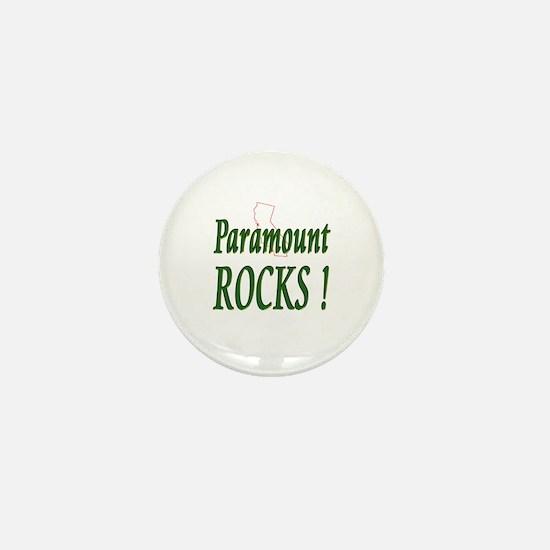 Paramount Rocks ! Mini Button