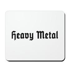 Heavy Metal Mousepad
