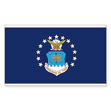 USAF Flag Decal