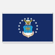 USAF Flag Decal