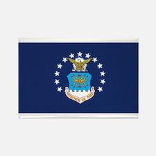 USAF Flag Rectangle Magnet (10 pack)