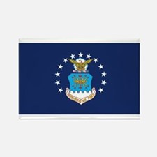 USAF Flag Rectangle Magnet