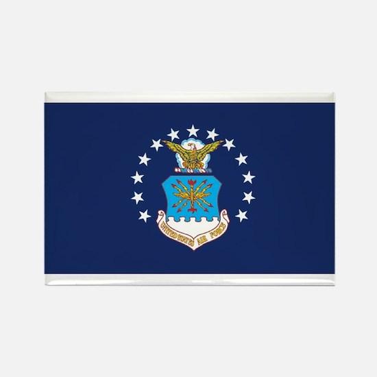 USAF Flag Rectangle Magnet