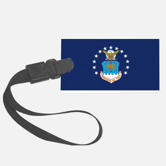 USAF Flag Luggage Tag