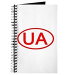 Ukraine - UA Oval Journal