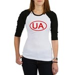 Ukraine - UA Oval Jr. Raglan