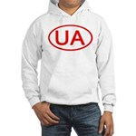 Ukraine - UA Oval Hooded Sweatshirt