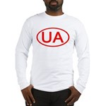 Ukraine - UA Oval Long Sleeve T-Shirt