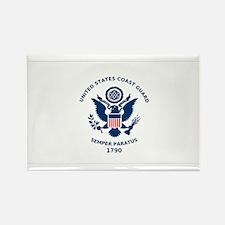 USCG Flag Rectangle Magnet (10 pack)