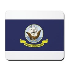 USN Flag Mousepad