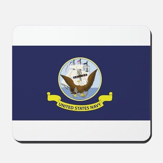 USN Flag Mousepad