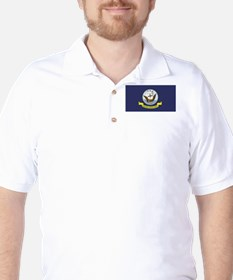 USN Flag T-Shirt