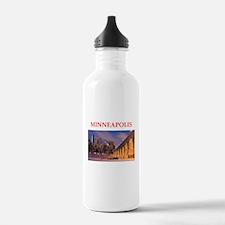 minneapolis Water Bottle