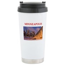 minneapolis Travel Mug