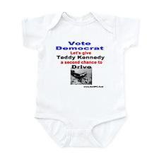 Yote Ted Infant Bodysuit
