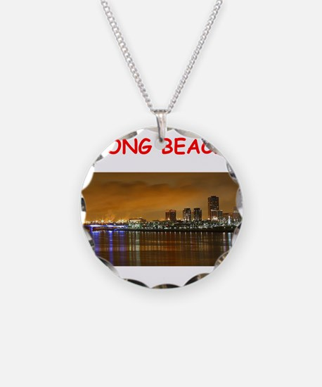 long beach Necklace