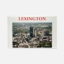 lexington Rectangle Magnet