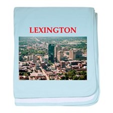 lexington baby blanket