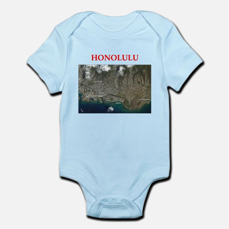 honolulu Body Suit