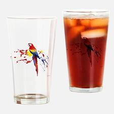 Guacamaya Drinking Glass