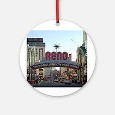 reno Ornament (Round)