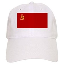 USSR National Flag Baseball Cap