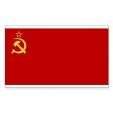 USSR National Flag Decal