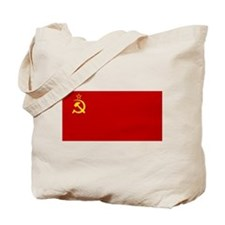 USSR National Flag Tote Bag