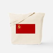 USSR National Flag Tote Bag