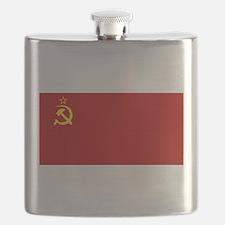 USSR National Flag Flask