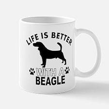 Beagle vector designs Mug
