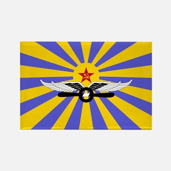 USSR Air Force Flag Rectangle Magnet
