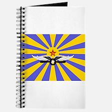USSR Air Force Flag Journal