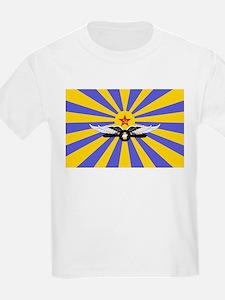 USSR Air Force Flag T-Shirt