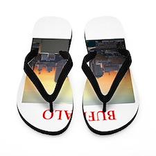 buffallo Flip Flops