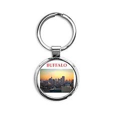 buffallo Keychains
