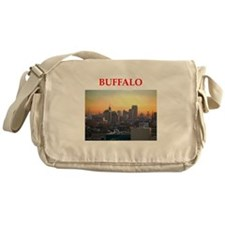 buffallo Messenger Bag