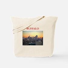 buffallo Tote Bag
