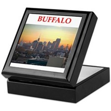 buffallo Keepsake Box