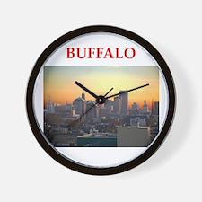 buffallo Wall Clock