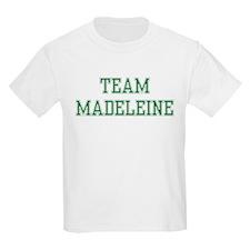 TEAM MADELEINE  Kids T-Shirt