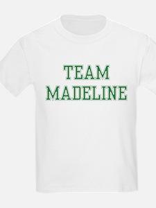 TEAM MADELINE  Kids T-Shirt