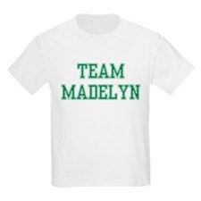 TEAM MADELYN  Kids T-Shirt