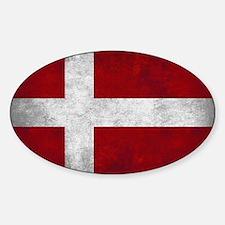 Denmark flag Decal