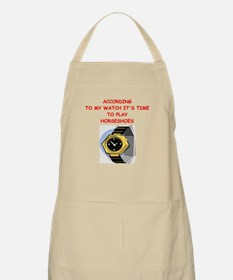 horseshoes Apron
