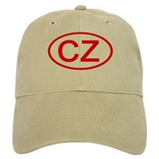 Czech Republic - CZ Oval Baseball Cap